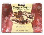 Bánh KirklandEuropean Cookies 1,4kg USA