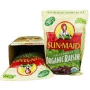 Nho khô hữu cơ Sun Maid Organic Raisins Mỹ