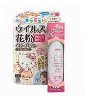 Xịt chống bụi PM2.5 Hello Kitty Kafun Ion De Block