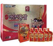 Nước hồng sâm hươu cao cổ Kanghwa Hàn Quốc cho trẻ em