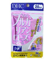 Viên uống DHC tinh dầu hoa hồng hỗ trợ khử mùi cơ thể