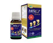Siro Midu MenaQ7 hỗ trợ bổ sung Vitamin K2, D3 cho trẻ