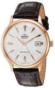 Đồng hồ Orient SAC00002W0 dây da lịch lãm cho nam