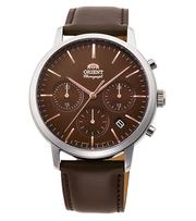 Đồng hồ Orient RA-KV0304Y dây da cho nam case 40.4mm