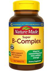 Viên uống Vitamin B Complex Nature Made chính hãng