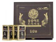 Nước đông trùng hạ thảo Daedong Premium hộp gỗ 60 gói