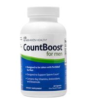 Viên uống CountBoost for men cho nam giới của Mỹ 60 viên