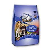 Thức ăn hạt NutriSource Small & Medium Puppy Chicken & Rice cho chó