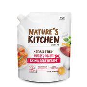 Thức ăn hạt cho chó ANF Nature's Kitchen tốt cho da và lông