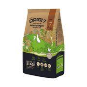 Thức ăn hạt mềm hữu cơ cho chó Zenith Origi-7 thịt bò