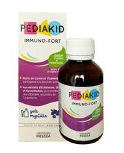 Siro Pediakid Immuno Fortifiant 125ml chính hãng của Pháp