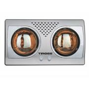 Đèn sưởi nhà tắm 2 bóng 550W Tiross TS9291 làm ấm nhanh