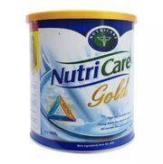 Sữa Nutricare Gold hỗ trợ bồi bổ phục hồi sức khỏe