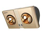 Đèn sưởi nhà tắm 2 bóng Kangaroo KG247 làm ấm và lọc không khí