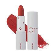 Son thỏi Romand Zero Layer Lipstick M06 Red Tambourine đỏ thuần