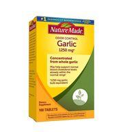 Tinh dầu tỏi Garlic Nature Made 1250mg 100 viên