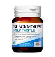 Viên uống hỗ trợ gan Milk Thistle Blackmores của Úc
