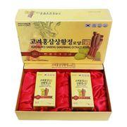 Cao hồng sâm nấm thượng hoàng Jeong Won Hàn Quốc