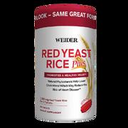 Viên uống hỗ trợ tim mạch Weider Red Yeast Rice Plus 1200mg