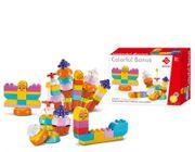Đồ chơi Smoneo Duplo Lego 66001 lắp ghép nhiều màu cho bé