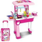 Vali kéo đồ chơi nấu ăn cho bé BBT Global 008-921A