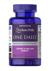 Vitamin tổng hợp cho nữ One Daily Women's Multivitamin Puritan's Pride