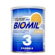 Sữa Biomil Plus 3 công thức sinh học cho trẻ từ 1-3 tuổi