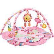 Thảm nằm chơi 3D bông hoa Mastela 8539