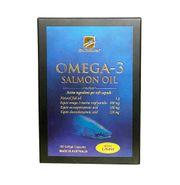 Viên dầu cá hồi DR Natural Omega 3 Salmon Oil của Úc