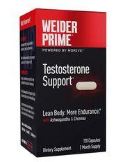 Viên uống hỗ trợ tăng cường sinh lực Weider Prime Testos