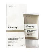 Vitamin C Suspension 23% + HA Spheres 2% the Ordinary