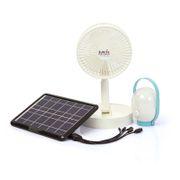 Quạt và đèn tích điện năng lượng mặt trời Suntek SHM1