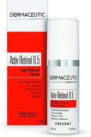 Dermaceutic Activ Retinol 0.5 Age Defense Serum hỗ trợ trẻ hóa da