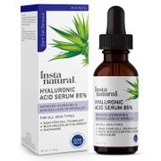 Instanatural Hyaluronic Acid Serum 85% hỗ trợ cấp nước