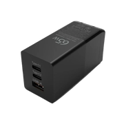 Bộ sạc PD 65W 3 cổng cho Iphone, Ipad, Macbook, Samsung, Laptop