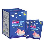 Cốm Nutribaby Goodnight hỗ trợ ngủ ngon cho bé