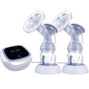 Máy hút sữa điện đôi Sanity AP-5316 hỗ trợ 9 cấp độ hút