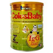Sữa bột Colosbaby Gold 2+ cho bé từ 2 tuổi trở lên