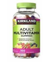 Kẹo bổ sung vitamin cho người lớn Kirkland Adult Multivitamin