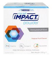 Sữa Nestle Oral Impact Powder Immunonutrition phục hồi sức khỏe