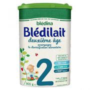 Sữa bột Bledilait Pháp số 2 cho bé từ 6 - 12 tháng tuổi