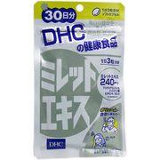 Viên uống chiết xuất hạt kê hỗ trợ mọc tóc DHC Nhật Bản