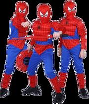 Bộ đồ Cosplay họa tiết người nhện, người sắt Herokids