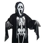 Bộ đồ hóa trang Xương Ma Halloween dài 120cm