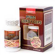 Đông trùng hạ thảo Pharmekal Pure Cordyceps 1000mg của Mỹ