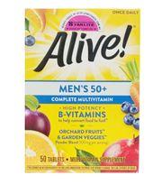 Vitamin tổng hợp nam giới Trên 50 Tuổi Alive Men's 50+