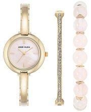 Set đồng hồ nữ Anne Klein AK/2866RQST  case 30mm