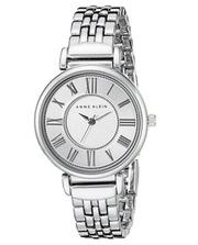 Đồng hồ nữ Anne Klein AK/2159SVSV Silver-Tone Bracelet 30mm