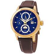 Đồng hồ nam S Coifman SC0205 Blue Dial case 43mm