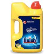 Bột rửa chén Finish 2,5 kg QT017384 hương chanh